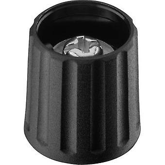 Ritel 26 15 40 3 Control knob Black (Ø x H) 15 mm x 16.2 mm 1 pc(s)