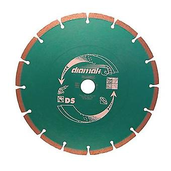Diamond cut-off hjul 125 x 22.23 DIAMAK Makita D-61139 diameter 125 mm innerdiameter 22.23/20 mm 1 st (s)