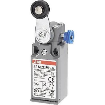 ABB LS32P41B02-R întrerupător de limitare 400 V C.A. 1,8 A pârghie momentară IP65 1 buc.