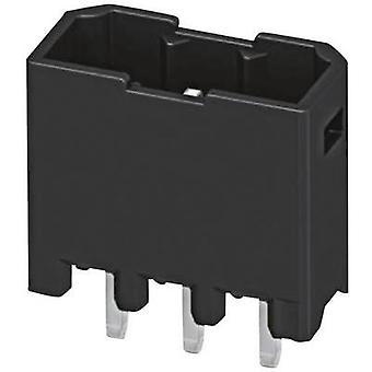 Phoenix Contact Pin Gehäuse - PCB PTSM Gesamtzahl der Stifte 6 Kontakt Abstand: 2,50 mm 1778599 1 PC