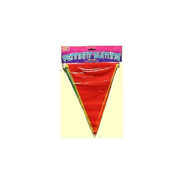 Union Jack Wear Multi Coloured Value Bunting