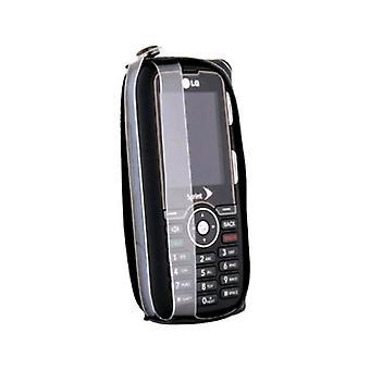 WirelessXGroup Skin Case for LG Rumor LX260 - Black