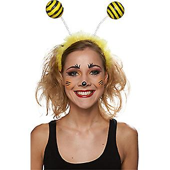 Acessórios de cabeça de abelha Halloween carnaval