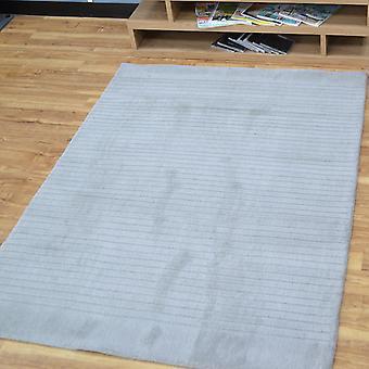 Enfield Wool Rugs In Grey