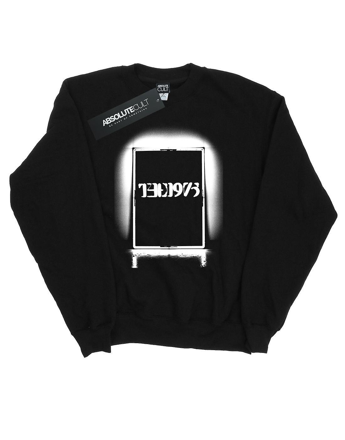 The 1975 Men's Black Tour Sweatshirt