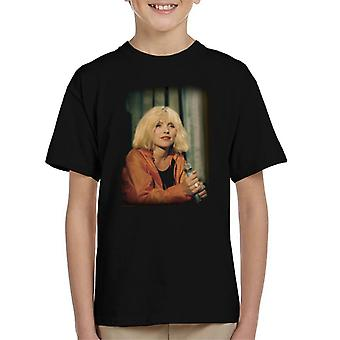 T-shirt TV volte Debbie Harry Muppet Show 1981 capretto
