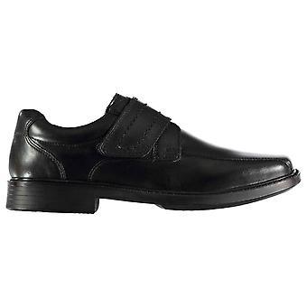 Kangol Kids Boys Castor Strap Shoes Child Slip On Padded Ankle Collar Small Heel