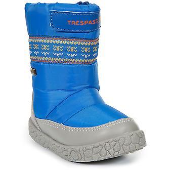 Trespass Boys Alfred Winter Snow Boots