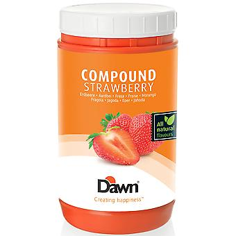 Dawn Strawberry Patisserie Compound Fruit Flavouring