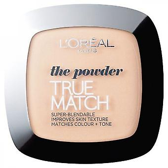 LOreal True Match Polvere 1R/1C Rose Ivory 9g