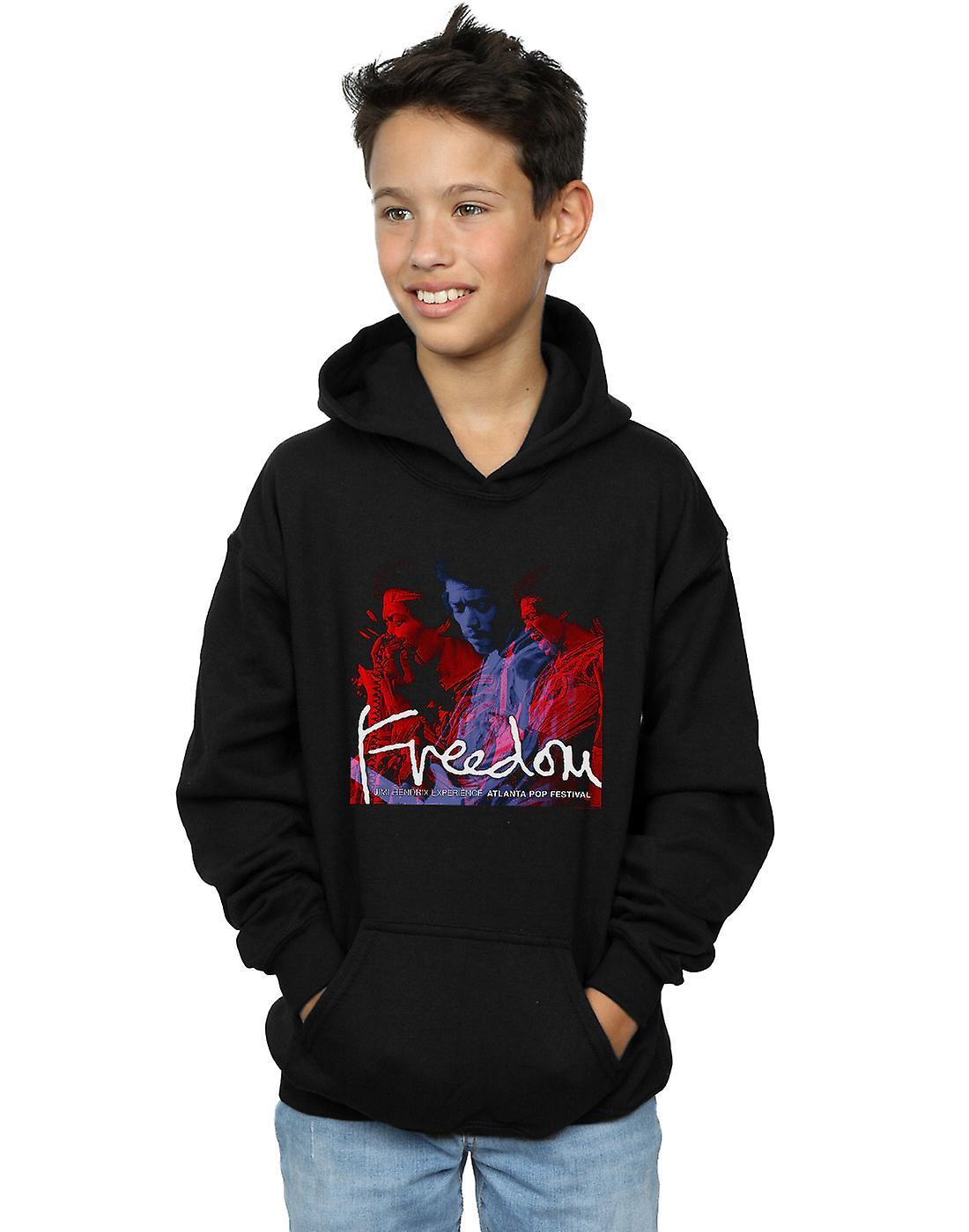 Jimi Hendrix Boys Atlanta Freedom Hoodie