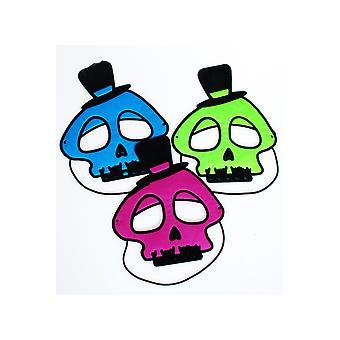 Esqueleto de máscara máscaras