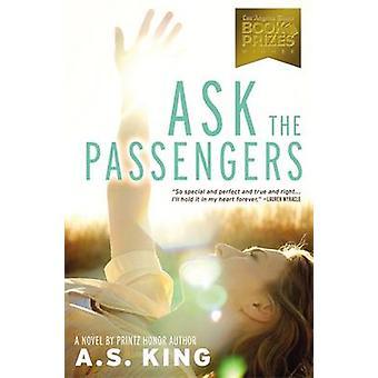 Chiedere ai passeggeri di A. S. King - 9780316194679 libro