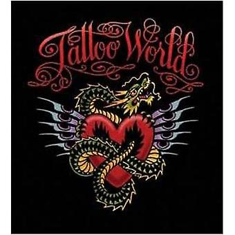 Tattoo World by Marisa Kakoulas - 9780810997899 Book