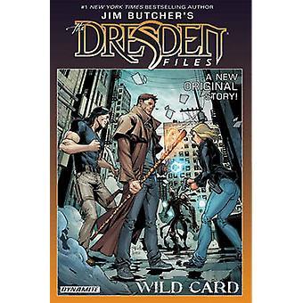 Fichiers de Dresden de Jim Butcher - Wild Card par Carlos Gomez - Jim Butcher
