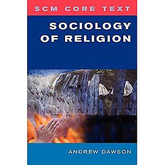 Religionssociologi (SCM Core Text)