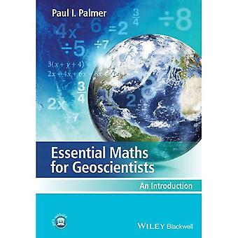 Matemáticas esenciales para geocientíficos: una introducción