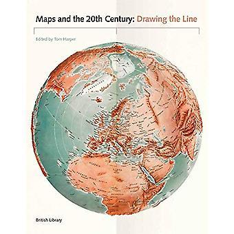 Karten und das 20. Jahrhundert: Zeichnen der Linie