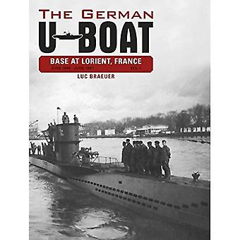 Base d'u-boot allemands à Lorient, France: 1
