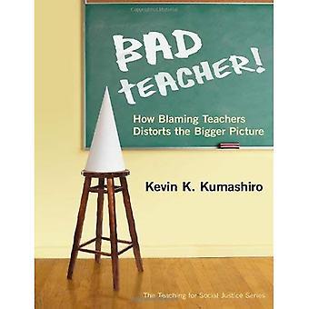 Bad Teacher!: comment blâmer les enseignants déforme l'image plus grande (enseignement pour la Justice sociale série)