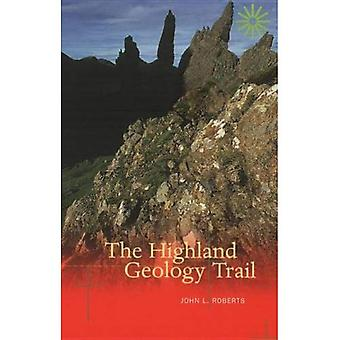 De Highland geologie Trail