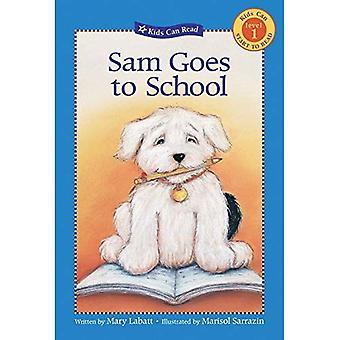 Sam går till skolan (barn kan läsa!: nivå 1 Start to Read)