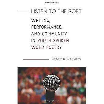 Lyssna på poeten
