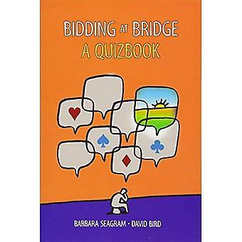 Bidding at Bridge: A Quiz Book