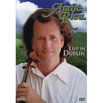 Andre Rieu - Live From Dublin [DVD] USA import