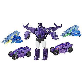 Transformers: robots in vermomming Combiner Force team Galvatronus
