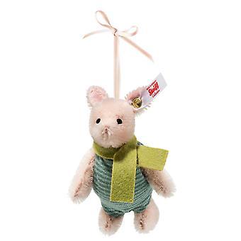 Steiff Piglet Ornament 9 cm