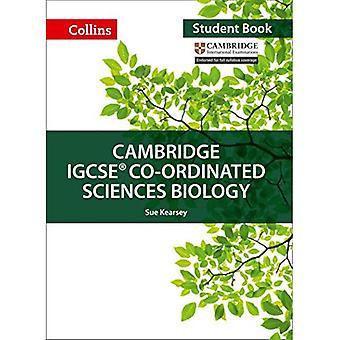 Livro estudante de Cambridge IGCSE (R) coordenada Ciências biologia (Cambridge Collins IGCSE) (Collins Cambridge IGCSE)