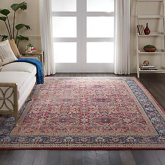 ANKARA GLOBAL ANR02 Red  Runner Rugs Traditional Rugs