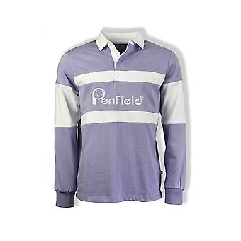Penfield Cass Rugby Jersey (Persian Violet)