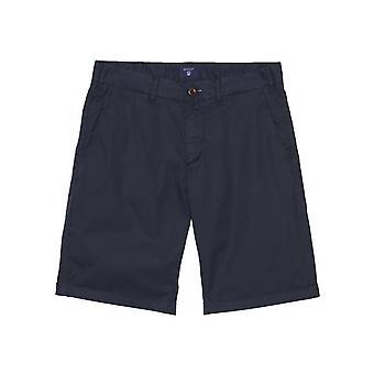Gant Navy Sun-Bleached Short