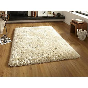 Polar PL95 Cream  Rectangle Rugs Plain/Nearly Plain Rugs
