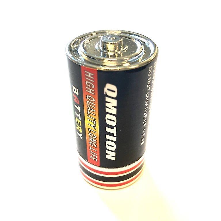Hidden storage in plain items - fake D-battery