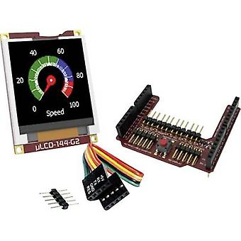 Development board 4D system uLCD 144 G2-AR