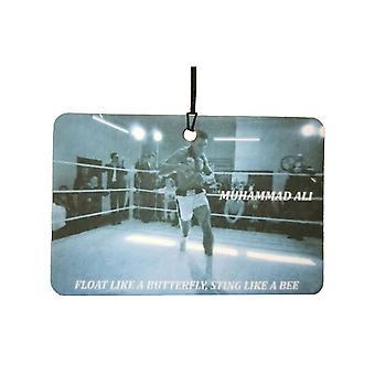 Muhammad Ali Car Air Freshener