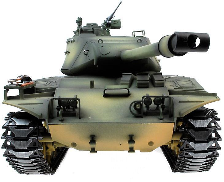 Taigen Hand Painted RC Tanks - Metal Upgrade - Bulldog - 2.4GHz