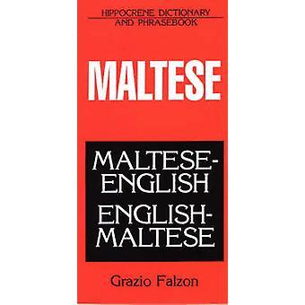 Maltese-English - English-Maltese Dictionary and Phrasebook - Spoken i