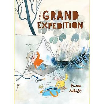 The Grand Expedition by Emma Adbage - 9781592702459 Book