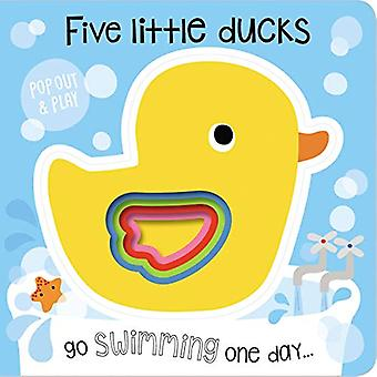 Pop-Out and Play Five Little Ducks by Make Believe Ideas Ltd - 978178
