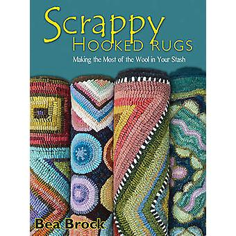 Scrappy Hooked rugs - Making the Most of the Wool in your Stash by Bea