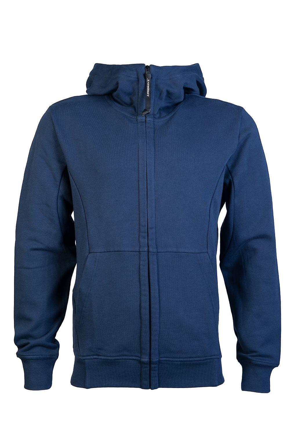 CP Company Zip Up / Button Cardigan Hoody Sweatshirt MSS009A 005160W