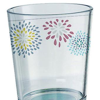 Belfiore Floral Patterned Glass