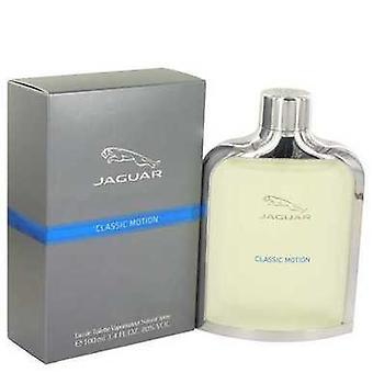 Jaguar Classic motion av Jaguar Eau de Toilette Spray 3,4 oz (herrar) V728-514054