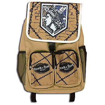 Backpack - Attack on Titan - New Wall Maria Toy Licensed ge84713
