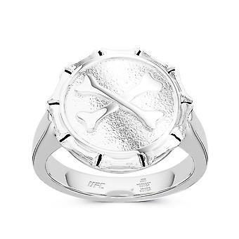 Jon Jones ring in Sterling Zilver ontwerp door BIXLER