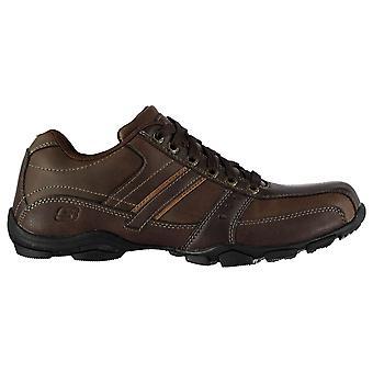 Skechers mens Lace casual sko träning sport utbildare sneakers
